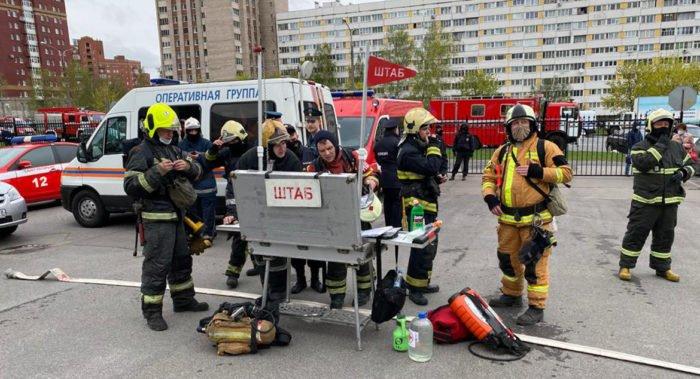 Патриарх Кирилл соболезнует в связи с гибелью людей при пожаре в больнице Петербурга