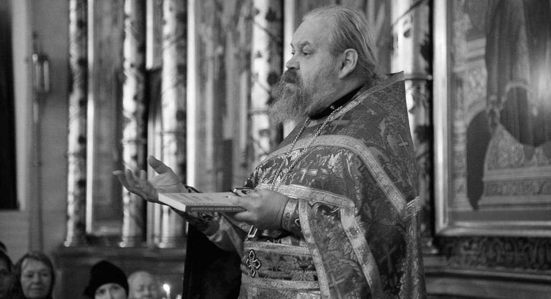 Преставился настоятель Покровского храма в Измайлове протоиерей Владимир Бушуев