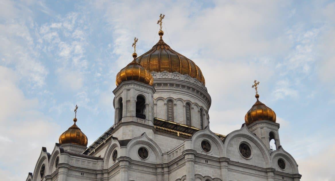 В храме Христа Спасителя уточнили расписание богослужений до 6 июня