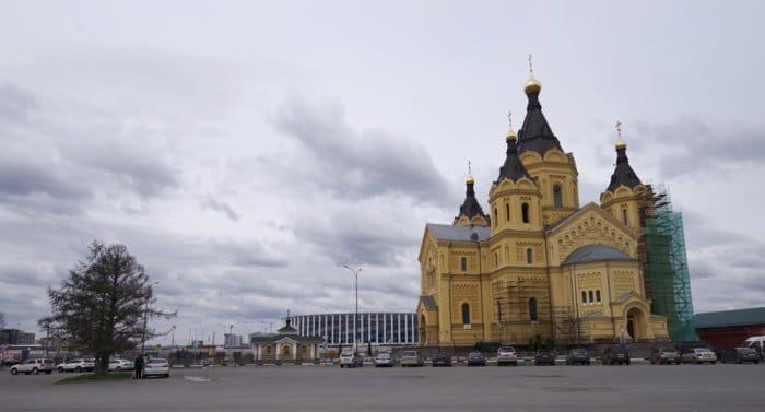 С 1 июня в нижегородских храмах возобновятся службы с прихожанами