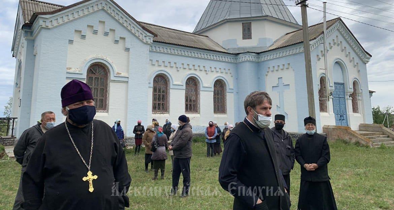 В Запорожской епархии будут особо молиться о гонимых священниках
