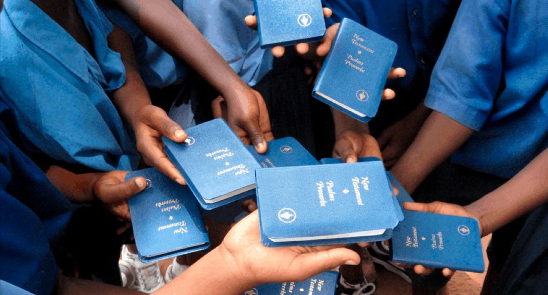 Можно ли читать Новый завет издания