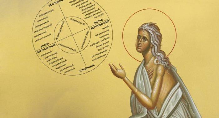 Как Мария Египетская нашла себя, не проходя психологические тесты