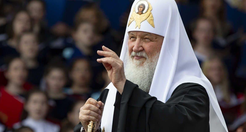 Что Патриарх Кирилл говорит о своем небесном покровителе