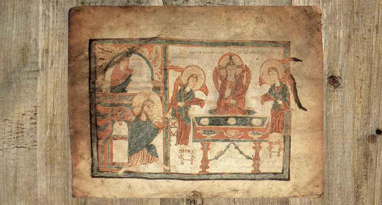 Почему допустимо изображать Троицу?