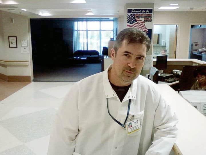Этот протодиакон умер от коронавируса в США: он не захотел бросить своих подопечных в госпитале