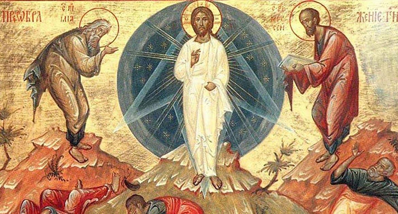 Как Моисей явился Христу, если был в аду?