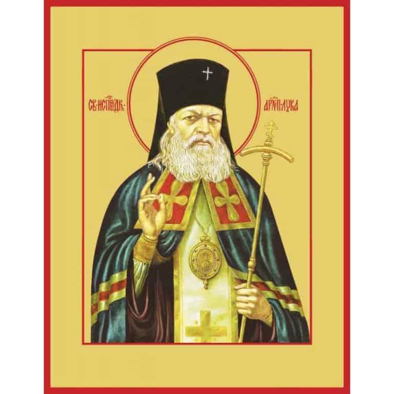«Дочь умирала на моих руках, я просила святителя Луку помочь» — реальный случай в московской больнице