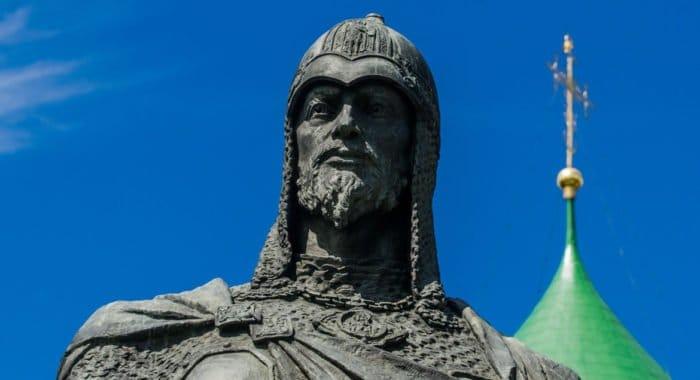 Объявлен конкурс проектов памятника святому Александру Невскому