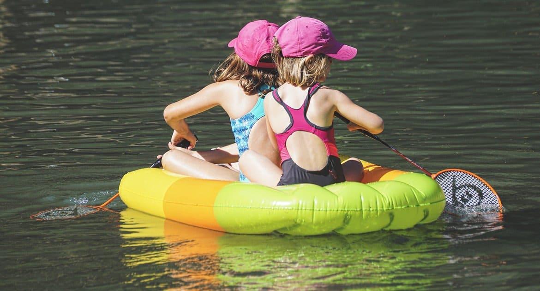 В отряде «Лиза Алерт» напомнили, что детей нельзя оставлять у водоемов одних