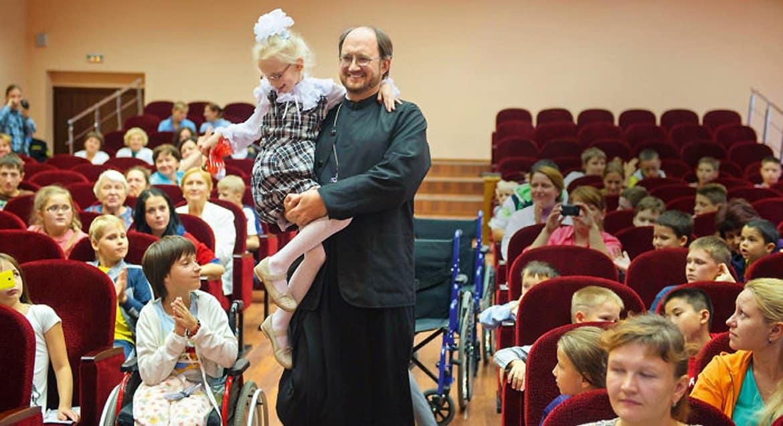 Первый в России Детский хоспис отмечает 10-летие