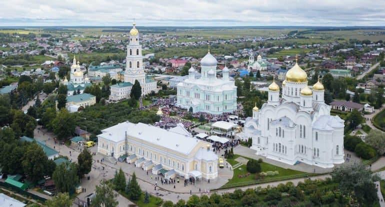 В Серафимо-Дивеевском монастыре отменили карантин