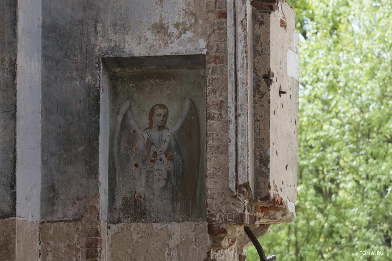 Возвращение креста