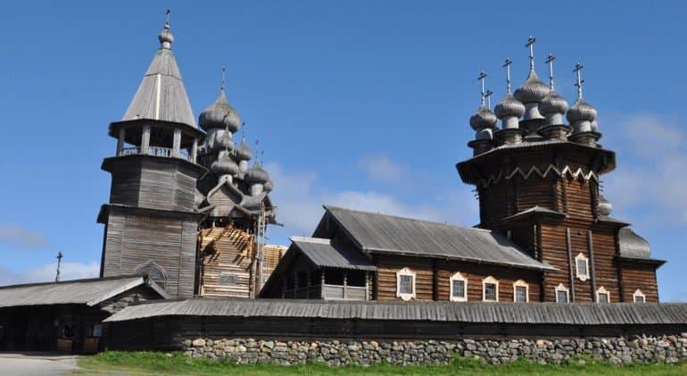 Торжественное открытие Преображенской церкви в Кижах перенесли на 2021 год