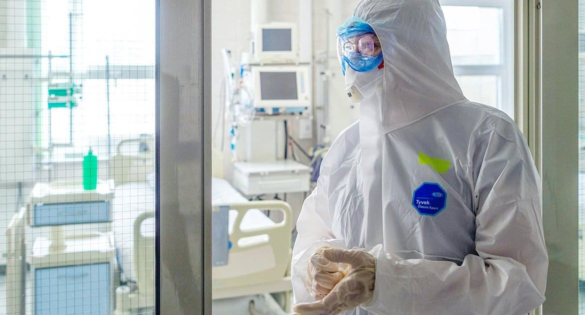 Свыше 966 тысяч россиян заболели коронавирусом за весь период пандемии