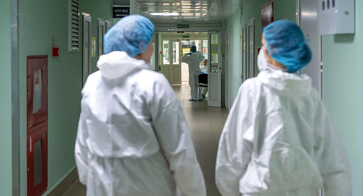Общее число заболевших коронавирусом россиян превысило 1 млн. 50 тысяч