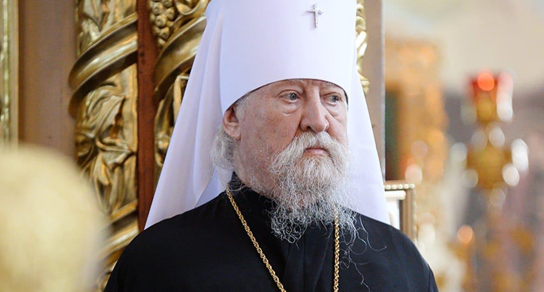 Патриарх Кирилл отметил труды почившего митрополита Варнавы в Троице-Сергиевой лавре и Чувашии