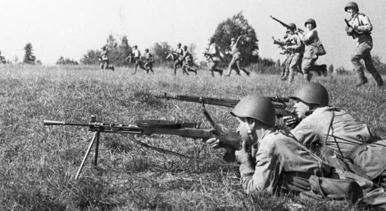 Опубликованы архивы о военной операции 1944 года «Багратион»