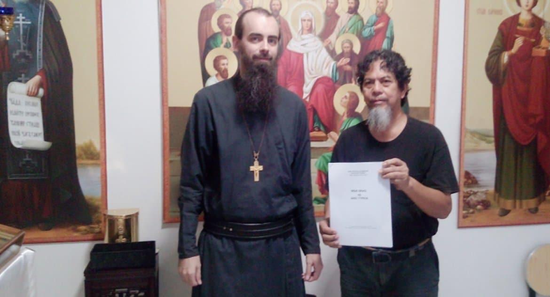 На один из языков народностей Филиппин впервые перевели тексты православных служб