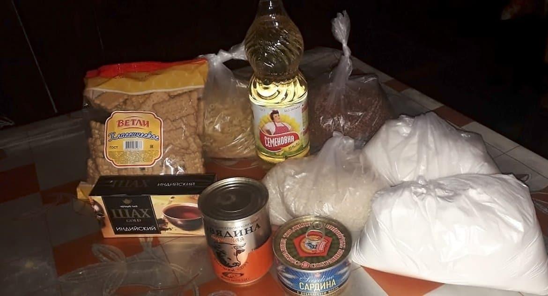 Находкинская епархия передала нуждающимся 300 продуктовых наборов