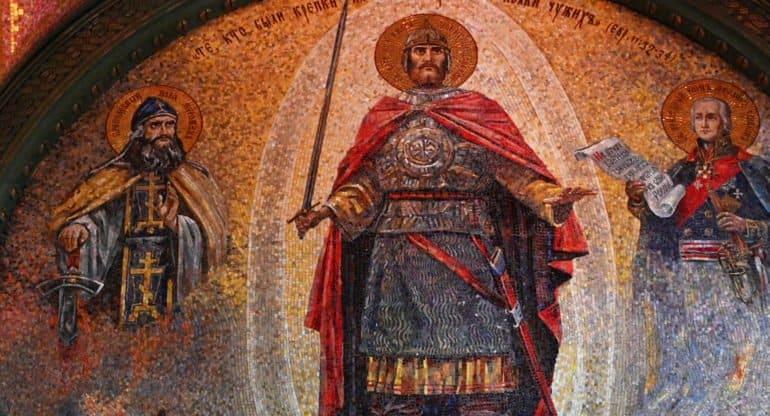Патриарх Кирилл отметил особое заступничество русских святых за страну в годы Великой Отечественной
