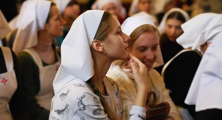 К 30-летию Свято-Димитриевского училища сестер милосердия вышел видеоролик с поздравлениями