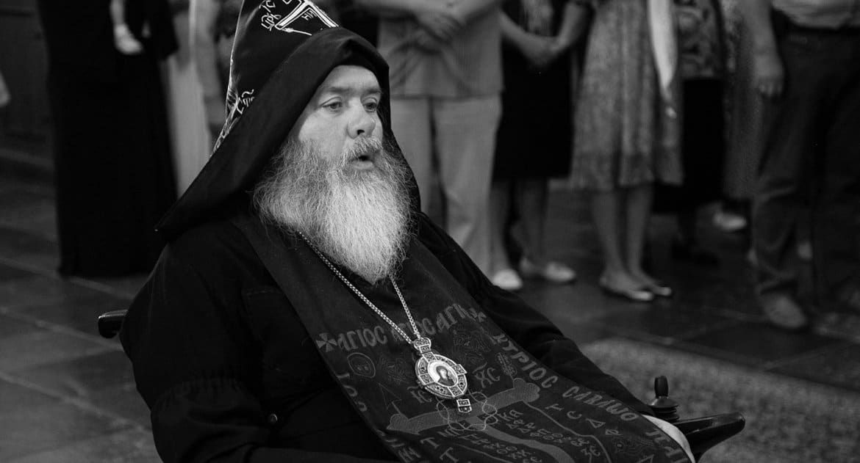 В Беларуси вследствие коронавируса скончался схиепископ Дятловский Петр