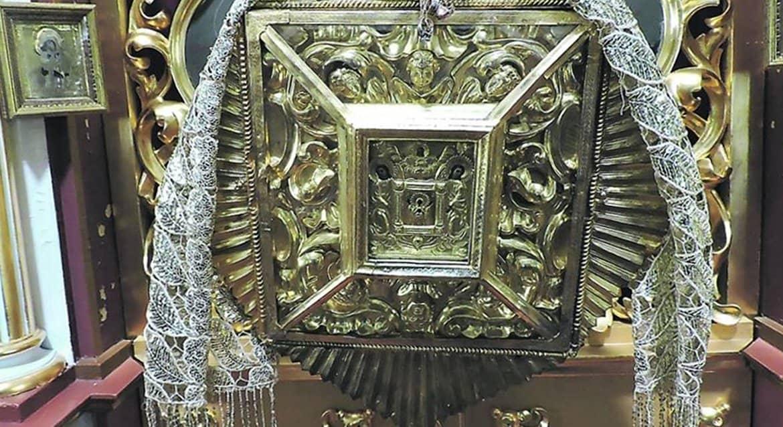 Вилийскую икону «Знамение» прославили как общеукраинскую святыню