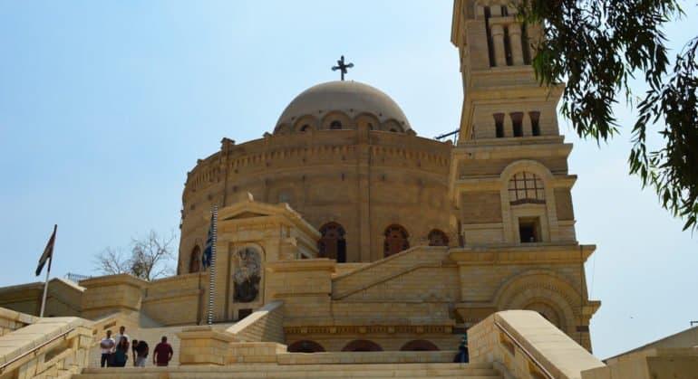 Под каирским храмом впервые за много лет вновь открыли катакомбы первых христиан