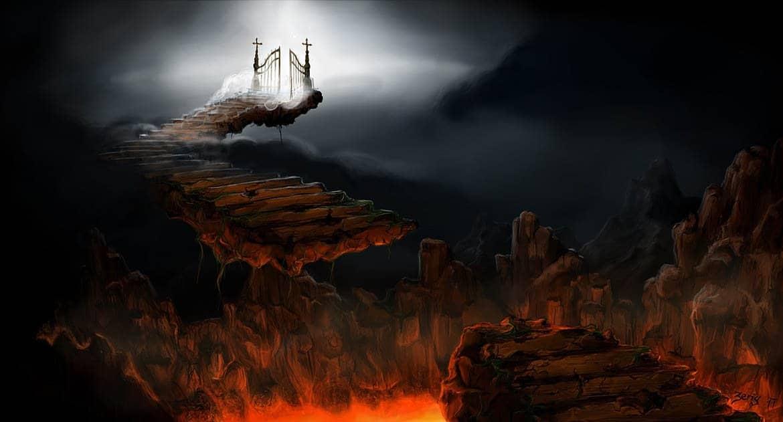 Ад и рай описаны верно в Библии или у Данте?