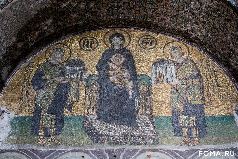Собор Святой Софии в Стамбуле снова станет мечетью. Почти 1000 лет это был главный храм христианского мира
