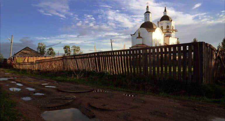 Как храм в Тогуре всем миром строили в 19 веке и сохранили в советское время. Уникальная фотохроника