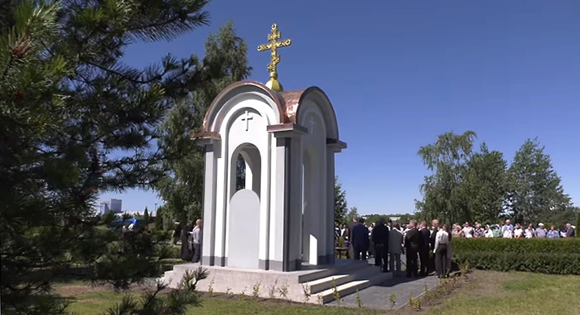 В эстонском Маарду открыли часовню в честь павших во Второй мировой войне