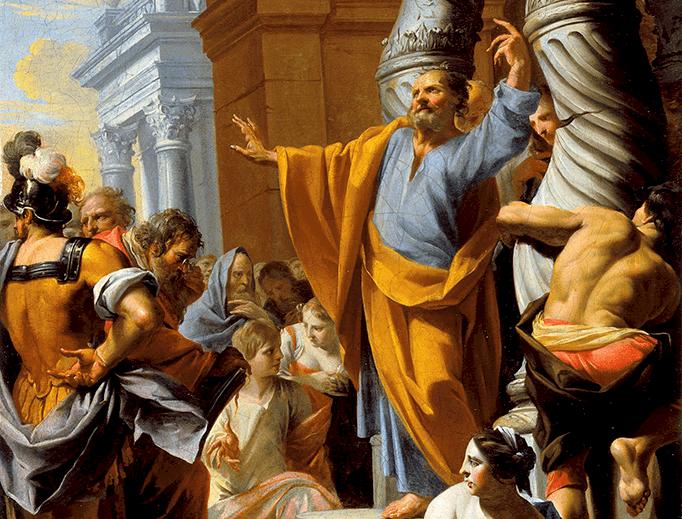 «Разве не трусость беречься от болезней и других напастей?» Посмотрим на пример апостолов Петра и Павла