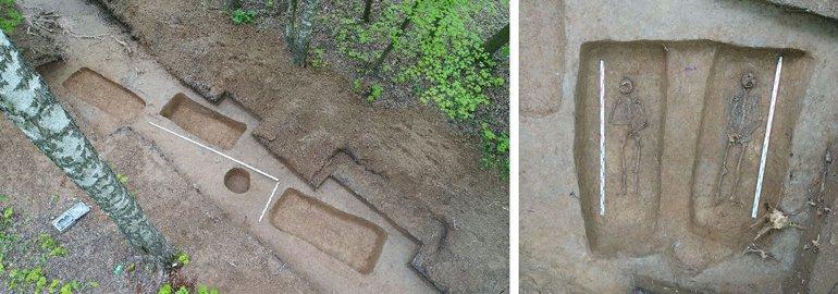 Найденные погребения XII века помогут узнать, как формировался Гороховец