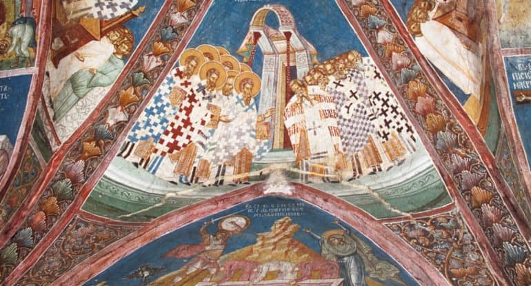 Церковь вспоминает святых отцов IV Вселенского Собора