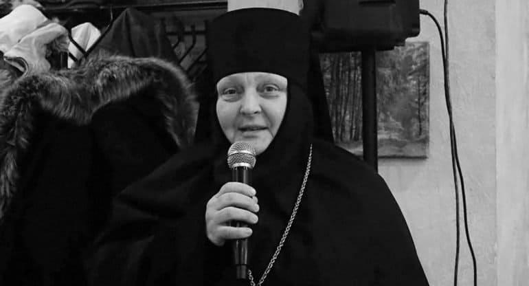 Вследствие коронавируса скончалась настоятельница Выксунского Иверского монастыря