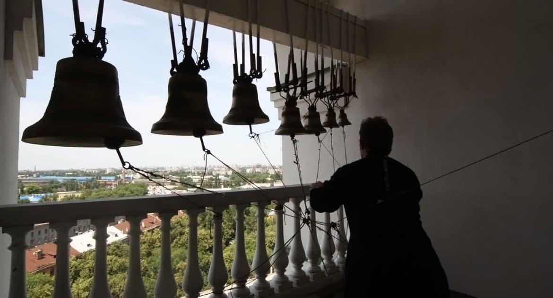 В День Крещения Руси во всех храмах будут звонить в колокола