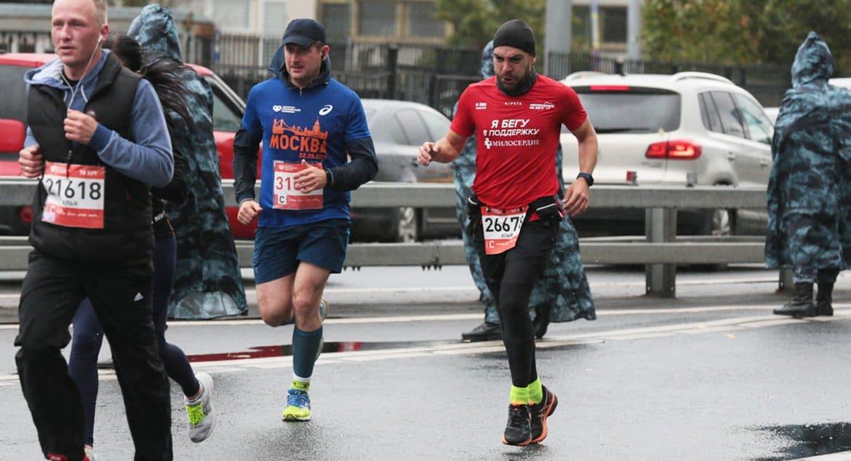 Пандемия не помешает благотворительному марафону «Милосердие на бегу»