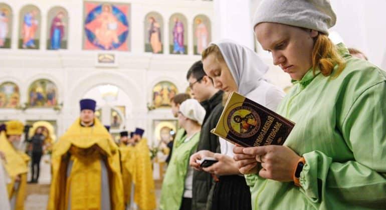 Определен порядок утверждения богослужебных текстов местночтимым святым