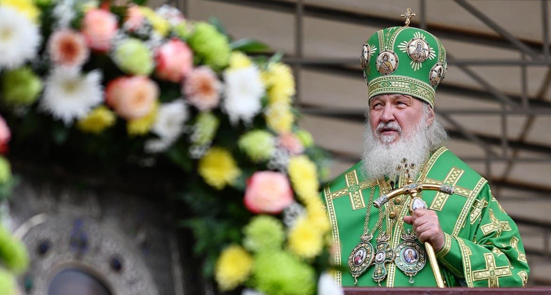Патриарх Кирилл пожелал православным Украины «претворять в жизнь» евангельские истины
