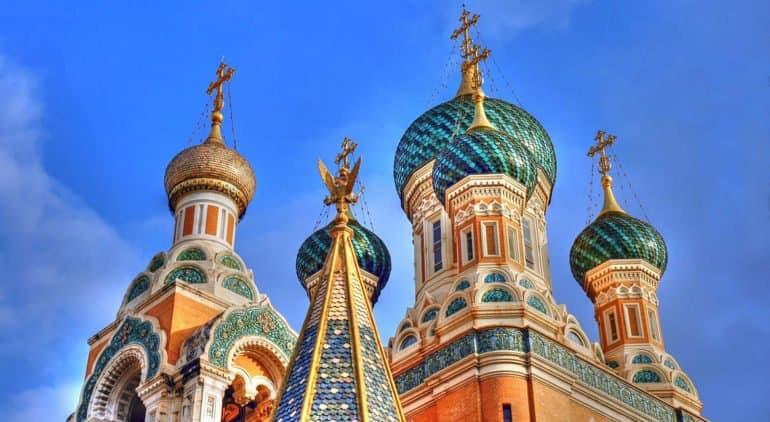 Никольский собор в Ницце могут признать лучшим архитектурным памятником Франции в 2020 году
