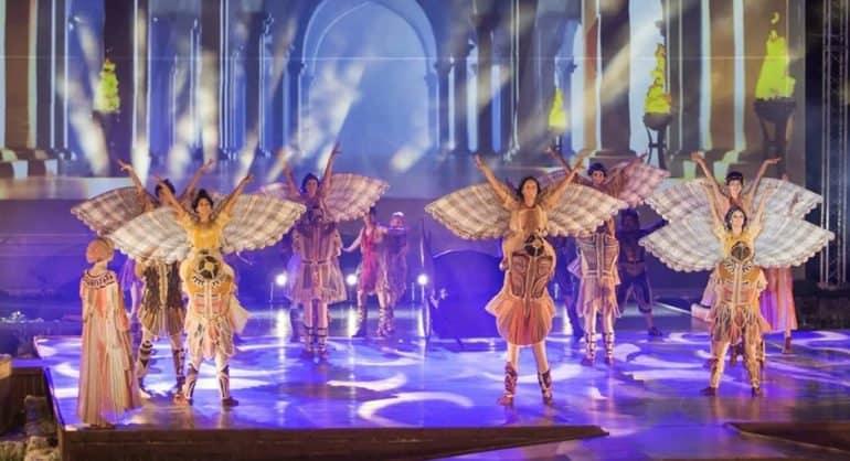 Более 20 тысяч россиян посмотрели во втором сезоне спектакль «Грифон» по пьесе митрополита Тихона