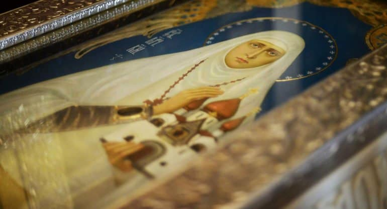 Церковь празднует обретение мощей святой княгини Елизаветы Федоровны