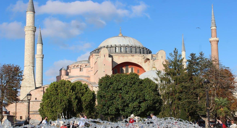 Церковь Чехии и Словакии просит Эрдогана вернуть собору Святой Софии статус музея