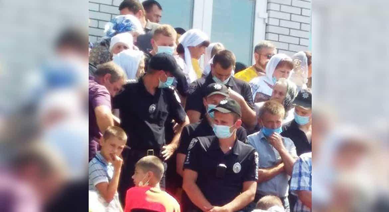 Сразу два храма Украинской Церкви захватили 26 июля сторонники ПЦУ