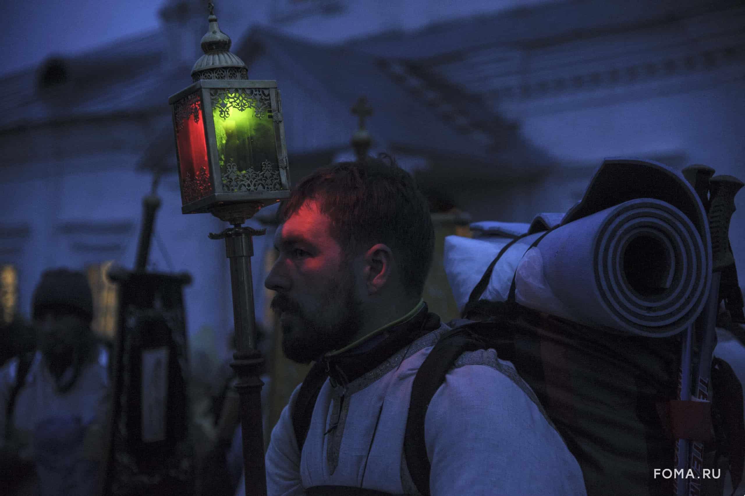 Как я ходил на Великорецкий крестный ход в эпоху коронавируса