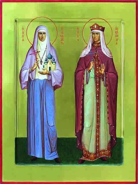 Подарок  святых сестер: