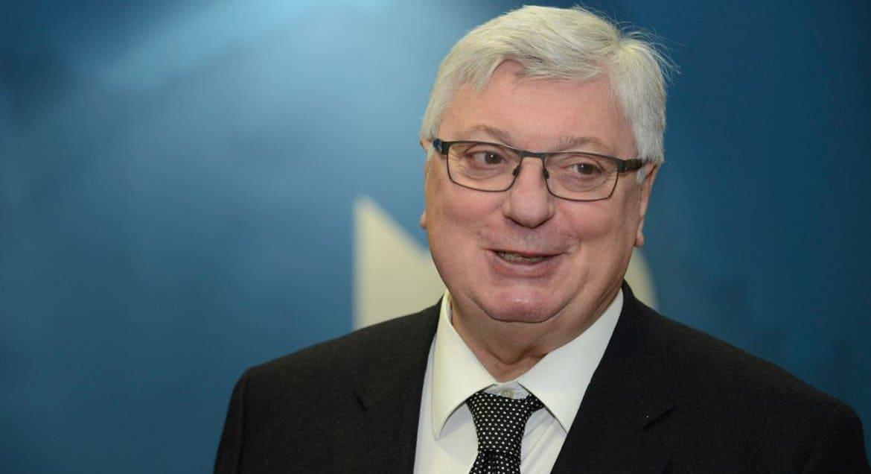 Ректор МГИМО Анатолий Торкунов празднует 70-летие