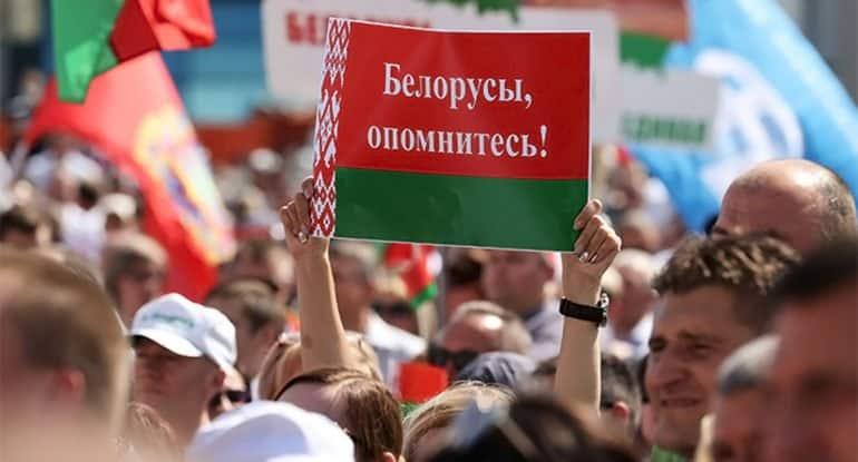 Синод призвал власти Беларуси расследовать все случаи насилия в ходе недавних митингов